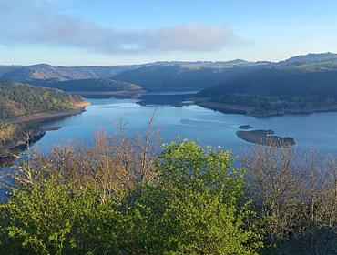 Озеро Барраж-де-Гранваль