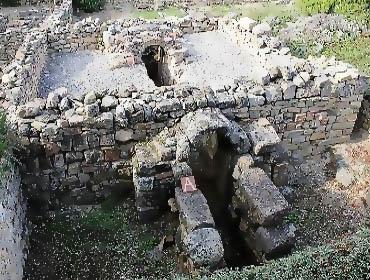 Археологический памятник Graufesenque