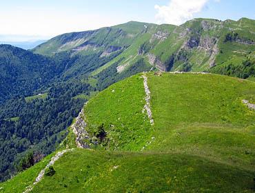 Горы Юра (Jura Mountains)
