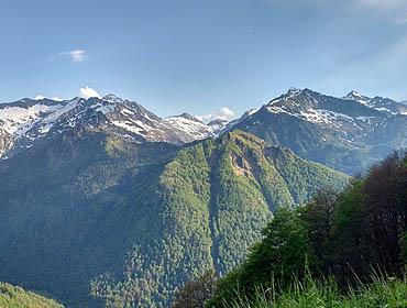 Региональный природный парк Пиреней Арьежа (Le Parc Naturel Regional des Pyrenees Ariegeoises)