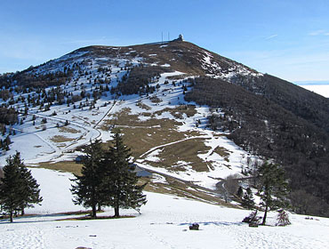 Гора Гран Балён (Grand Ballon)