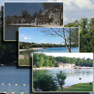 Фотографии озера Багжерсе (Эльзас, Франция)