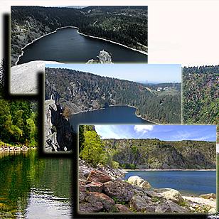 Фотографии  озера Блан (Эльзас, Франция)