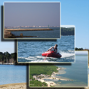 Фотографии озера Казо э Сангуине (Аквитания, Франция)