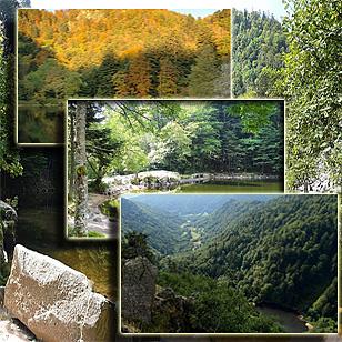 Фотографии  озера Фишбёдль (Эльзас, Франция)
