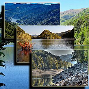 Фотографии  озера Вильданштейн (Эльзас, Франция)