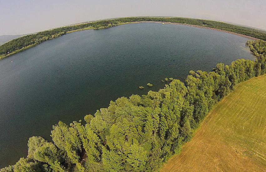 Озеро  Мишельбах   (Эльзас)
