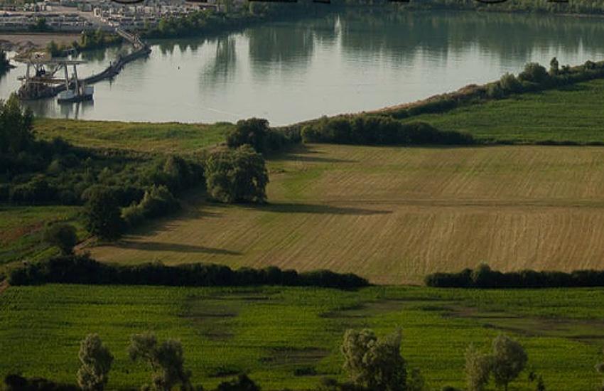 Озеро Бишвиллер (Эльзас)