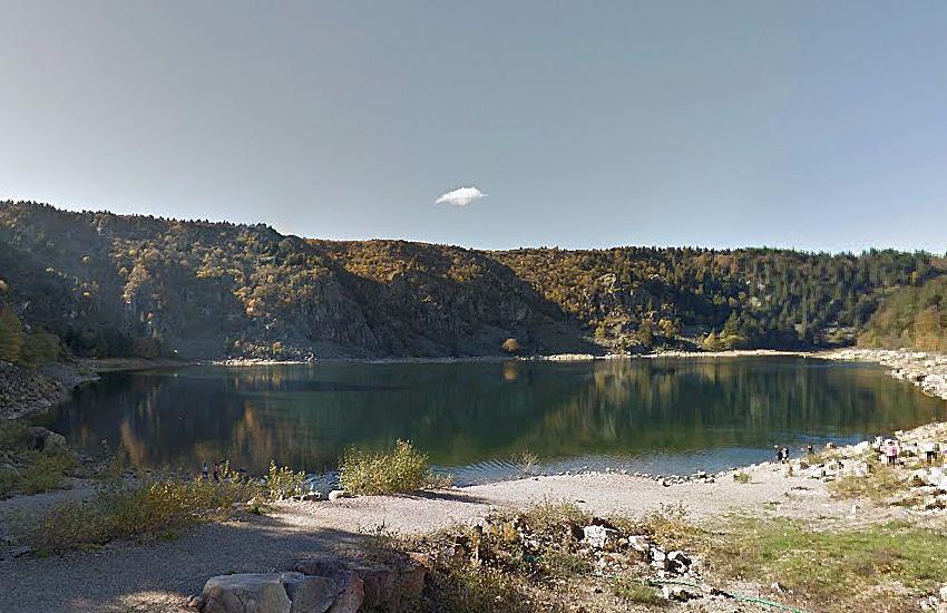 Озеро Блан  (Эльзас)