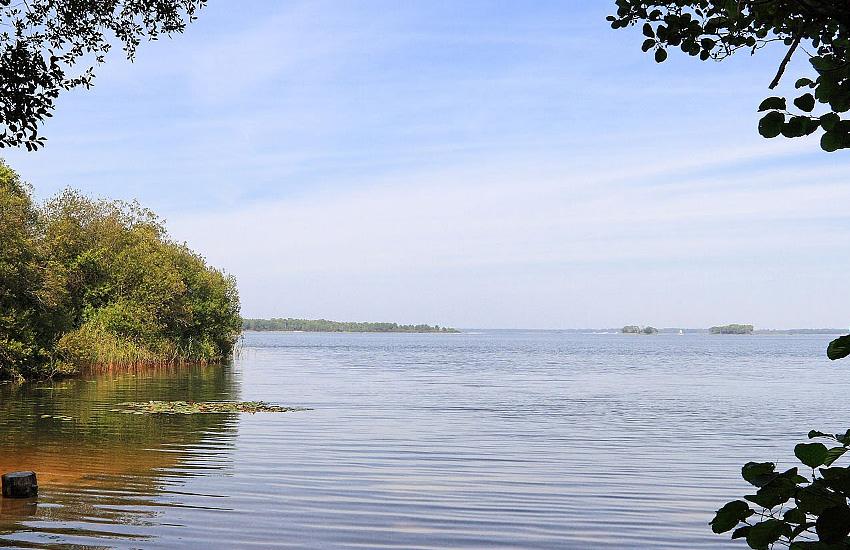 Озеро Лакано (Жиронда, Аквитания)