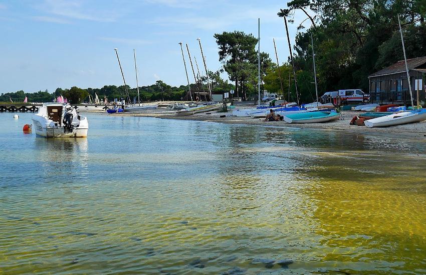 Озеро Уртен (Аквитания)