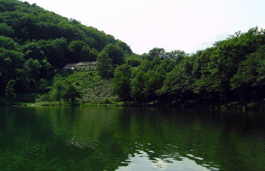 Озеро Лаштельвейе  (Эльзас)