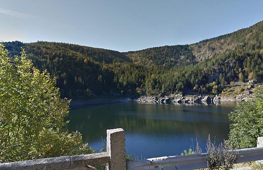 Озеро Нуар  (Эльзас)