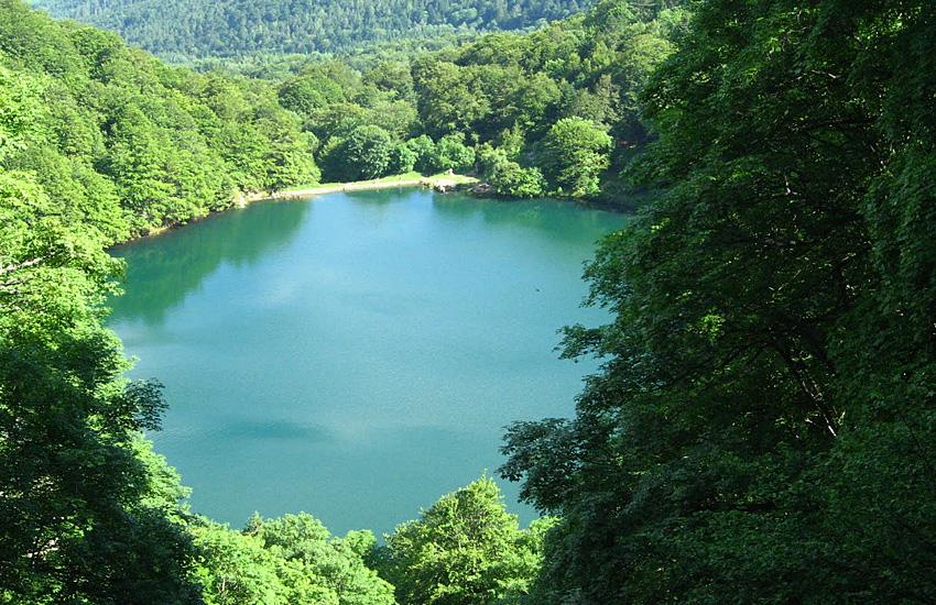 Озеро Перш у Стернсе  (Эльзас)