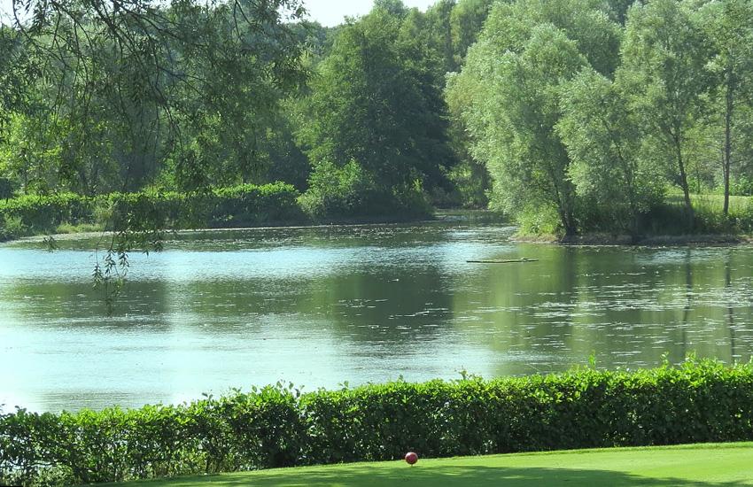 Озеро Суфленхейм (Эльзас)