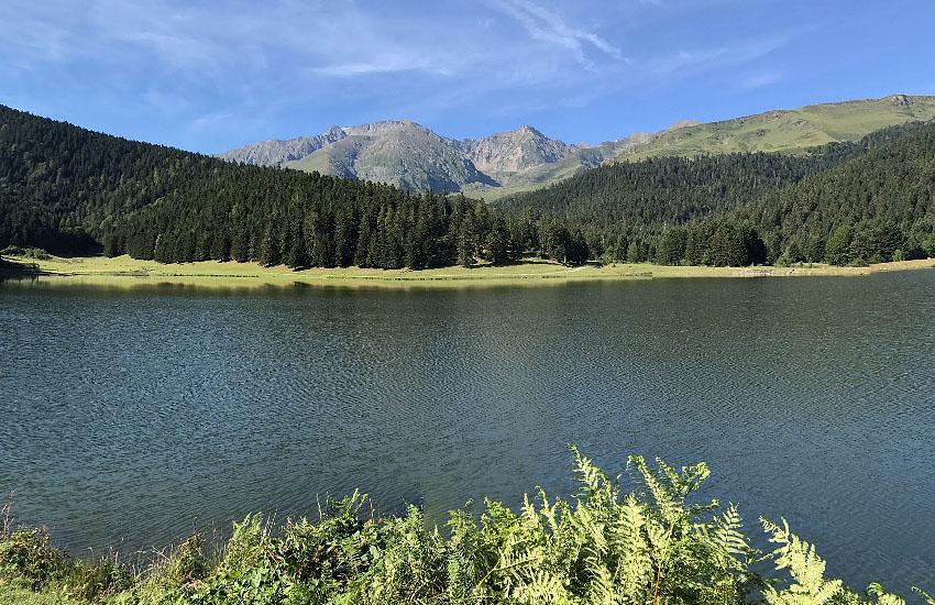 Озеро Пейоль (Lac de Payolle) - исток реки Адур де Пейоль
