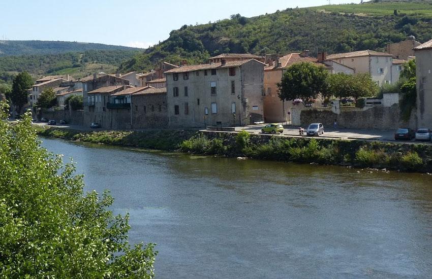 Река Од (Aude)
