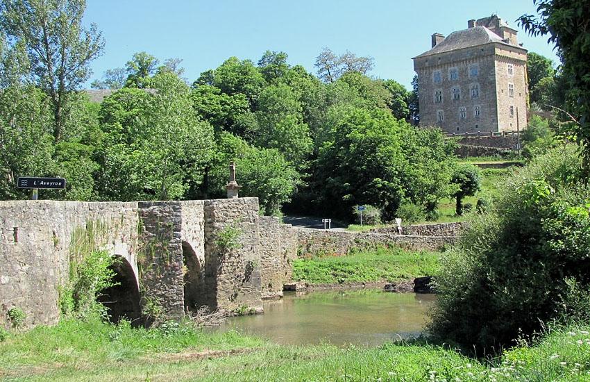 Река Авейрон (Aveyron)
