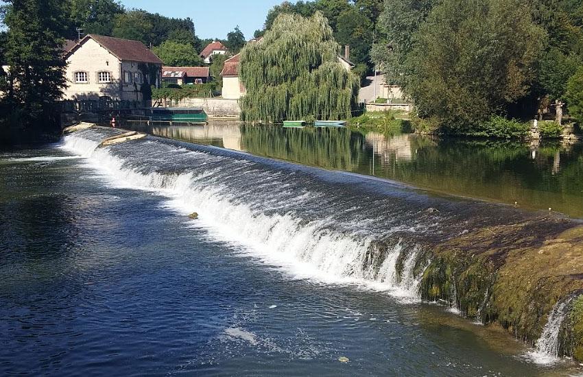 Гидрологическая характеристика Сены: бурные пороги в верховьях Сены