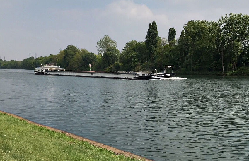 Судоходство на реке Сена (участок Нижней Сены)