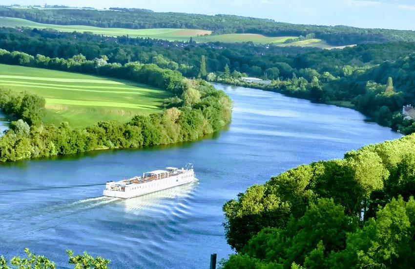 Реки Франции, длинной более 500 км