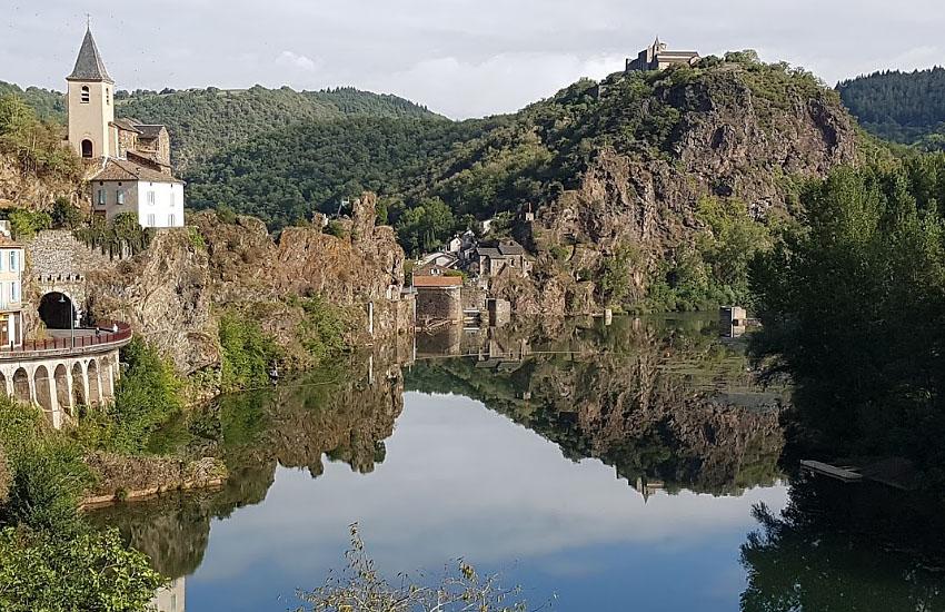 Река Тарн (Tarn)