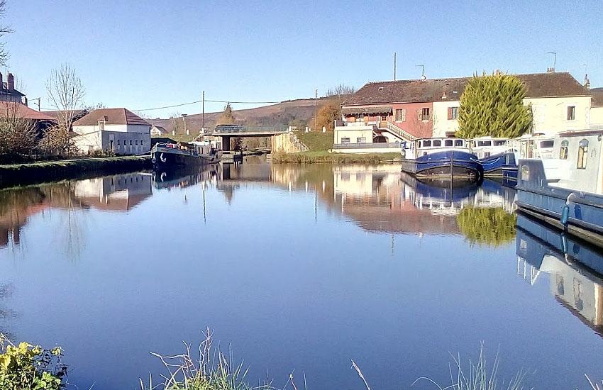 Река Йонна (Yonne)