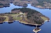 ТОП-20 самых красивых озер Франции