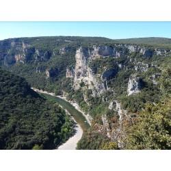 Ущелья Ардеш (Gorges de l'Ardèche)