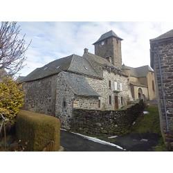 Церковь Святого Мартина Альпюша (Église Saint-Martin d'Alpuech)