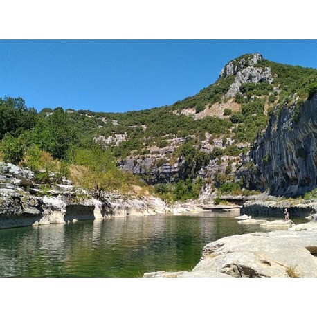Национальный природный заповедник Ущелья Ардеш (Réserve naturelle nationale des gorges de l'Ardèche)