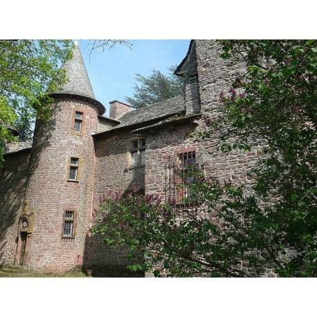 Замок Шато де Каняк (Château de Canac)