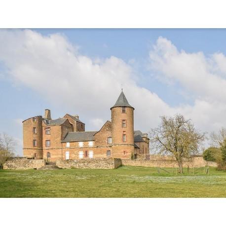 Замок Оне-ле-Шато (Château d'Onet-le-Château): Оне-ле-Шато, Авейрон