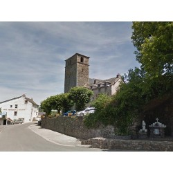 Церковь Нотр-Дам д'Ор (Église Notre-Dame d'Aures)