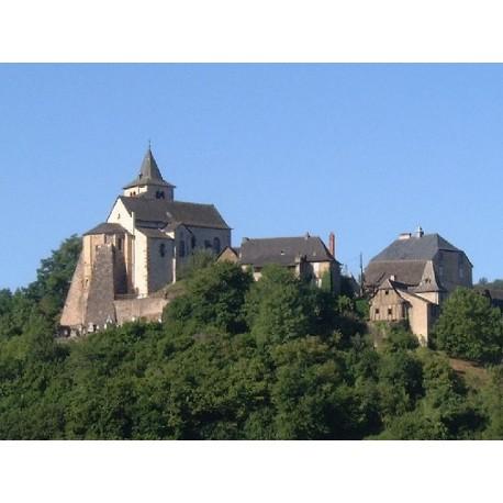 Церковь Святого Мориса в Ози (Église Saint-Maurice d'Auzits)