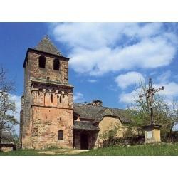 Церковь Святого Петра в Бессюэжуль (Église Saint-Pierre de Bessuéjouls)