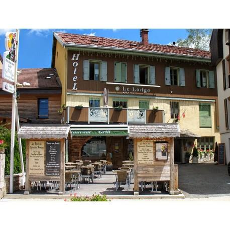 Отель Lodge Hotel Les Rousses 3*