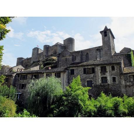 Замок Брусс (Château de Brousse)