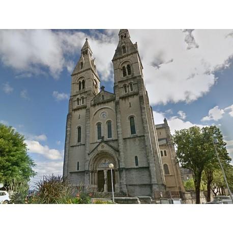 Церковь Сакре-Кёр де Родез (Église du Sacré-Cœur de Rodez): Родез, Авейрон