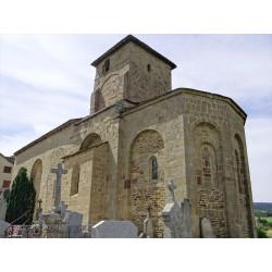 Церковь  Нотр-Дам в Кастельно-Пегероль (Église Notre-Dame de Castelnau-Pégayrols)