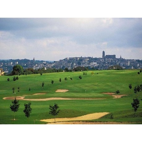 Гольф-клуб Блю Грин Гран Родез (Golf Blue Green Grand Rodez)
