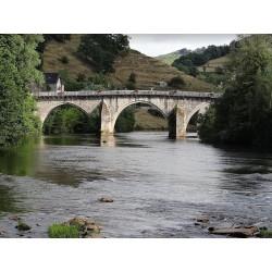 Мост Нотр-Дам через Ло  (Pont Notre-Dame sur Lot)