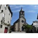 Церковь Святого Георгия в  Антрег-сюр-Трюйер (Église Saint-Georges d'Entraygues-sur-Truyère)