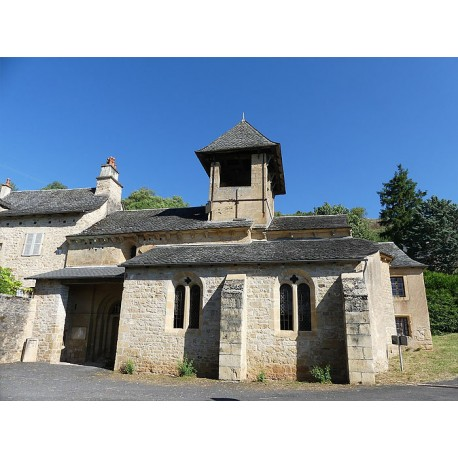 Церковь Сен-Блез в Веннаке  (Église Saint-Blaise de Vinnac)