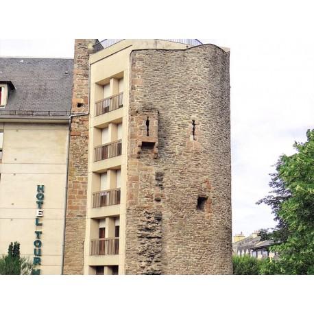 Башня Гросс (Tour Grosse): Родез, Авейрон