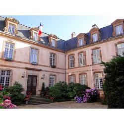 Здание префектуры Авейрона (Hôtel de préfecture de l'Aveyron)
