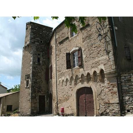 Замок де ла Рок в Файе  (Château de la Roque de Fayet)