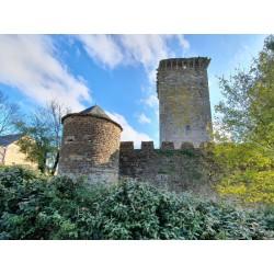 Замок Толе  (Château de Tholet)
