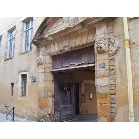 Здание отеля Сегюре (Hôtel Séguret): Родез, Авейрон