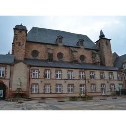 Иезуитский колледж Родеза (Ancien collège des jésuites de Rodez)